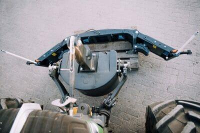 Schlepper-Frontgewicht-Frontschutz-Unterfahrschutze