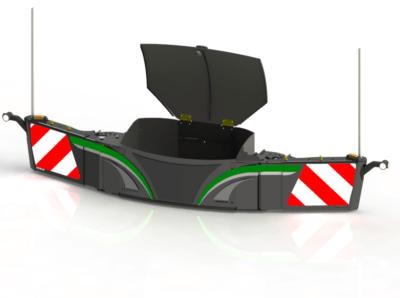 LEDleuchten-Traktor