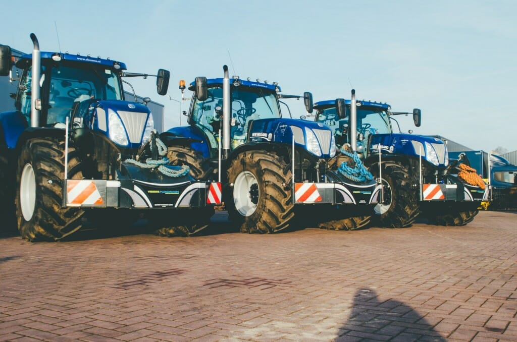 New Holland Frontgewicht