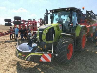 Claas-Tractorbumper-Trekkerbumper-Frontbumper-safety-tractor