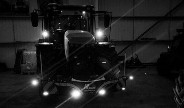 Tractor verlichting